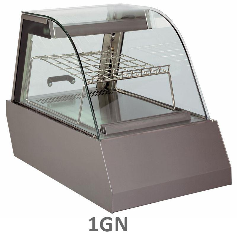 Stolní chlazená vitrína Kentucky 1xGN 1/1 Kentucky1GN