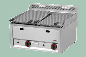Lávový gril plynový GLSL-66 G/GL-60 GLS - DÁREK + DOPRAVA ZDARMA GLSL-66G/GL-60GLS