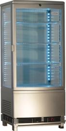 Chladící vitrína cukrářská 86l - DÁREK + DOPRAVA ZDARMA - NORDline - RT-78 L-2R RT-78L-2r