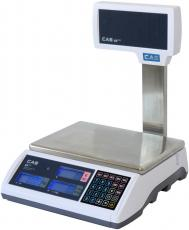 Obchodní váha ověřená 15kg s nožkou, ER-PLUS-15LP ER-PLUS-15-LP