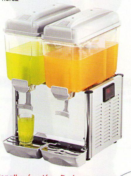 Výrobník a vířič chlazených nápojů 2x 12l C-2S - DOPRAVA ZDARMA 7112005