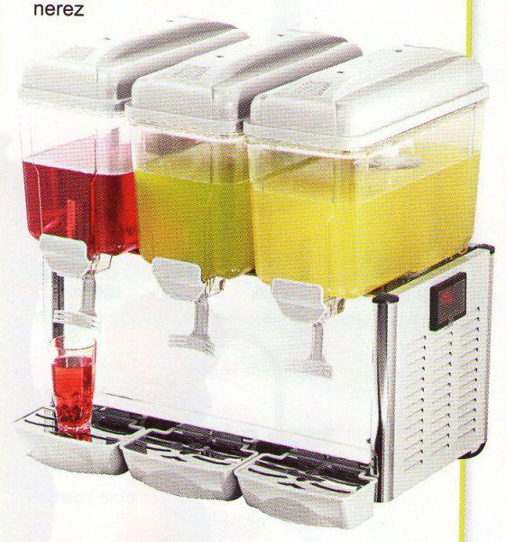 Výrobník a vířič chlazených nápojů 3x 12l C-3S - DOPRAVA ZDARMA 7112008
