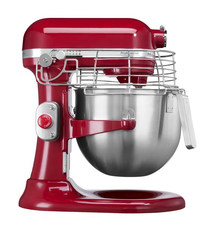 Universální kuchyňský robot KITCHEN AID PROFESSIONAL KSM-7990 královká červená - DÁREK + DOPRAVA ZDARMA 5KSM7990XEER