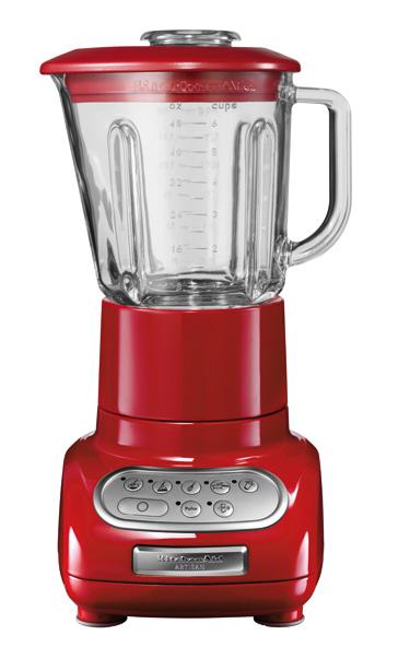 Universální kuchyňský mixér KITCHEN AID ARTISAN ULTRA POWER KSB-5553/KSB-555 královská červená - DÁREK + DOPRAVA ZDA 5KSB5553EER