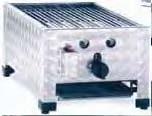 Plynový gril stolní vysokokapacitní GBT1-K GBT1-K