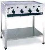 Plynový gril vysokokapacitní GBST4-K GBST4-K