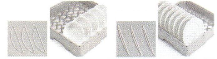 Koš na talíře do myčky 400x400mm 8640207