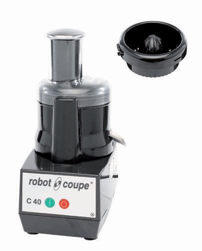 Odšťavňovač ovoce a zeleniny - Odstředivka ROBOT COUPE C-40/J-40 - DÁREK + DOPRAVA ZDARMA ROBOT COUPE-C-40