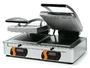 Elektrický kontaktní gril CG-2x4 SSGG rýhovaný/hladký - DÁREK + DOPRAVA ZDARMA - DIGIT/DUPLEX 7220276- CG2x4 SSGG
