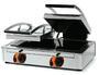Elektrický kontaktní gril sklokeramický CG-8 GGV - rýhovaný - DÁREK + DOPRAVA ZDARMA 7220388- CG8 GGV