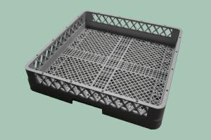 Koš do myčky na příbory 500x500mm C-1002
