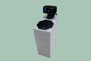 Automatický změkčovač vody B-65 - DOPRAVA ZDARMA B-65