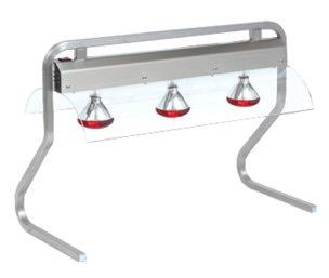 Infra lampa stolní 3/1 AL - DOPRAVA ZDARMA 7230355