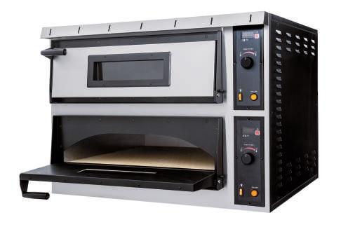 Pec na pizzu dvoupatrová PLUS XL-44/DIGI/TR - DÁREK + DOPRAVA ZDARMA 7330627