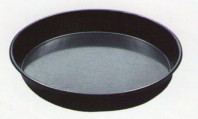 Plech na pizzu kulatý výška 2,5cm pr. 20cm 801480800340