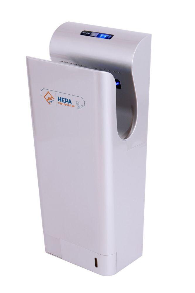 Vysoušeč/osoušeč rukou Jet Dryer Style - stříbrný - DÁREK + DOPRAVA ZDARMA 005010202