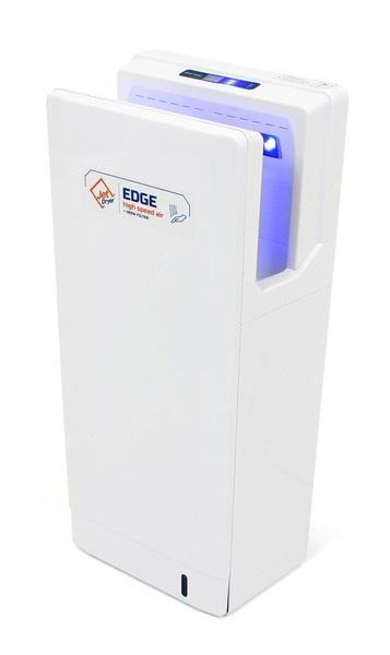 Vysoušeč/osoušeč rukou Jet Dryer Edge - bílý - DÁREK + DOPRAVA ZDARMA 005010300