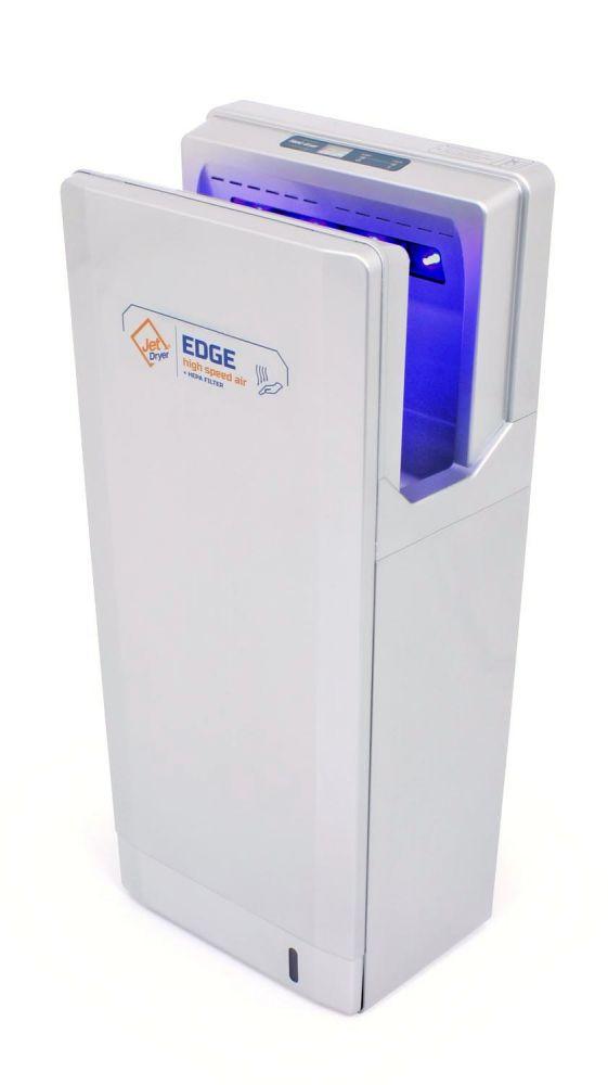 Vysoušeč/osoušeč rukou Jet Dryer Edge - stříbrná - DÁREK + DOPRAVA ZDARMA 005010301