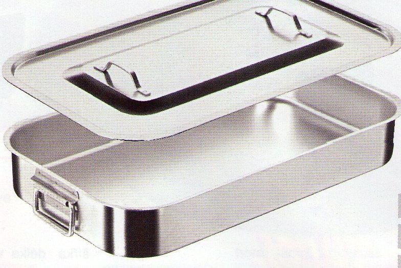 Pekáč bez poklice 45x30cm sklopná ucha 801480800456