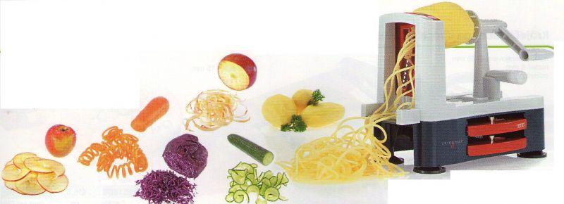 Kráječ ovoce a zeleniny SPIROMAT 400409411336